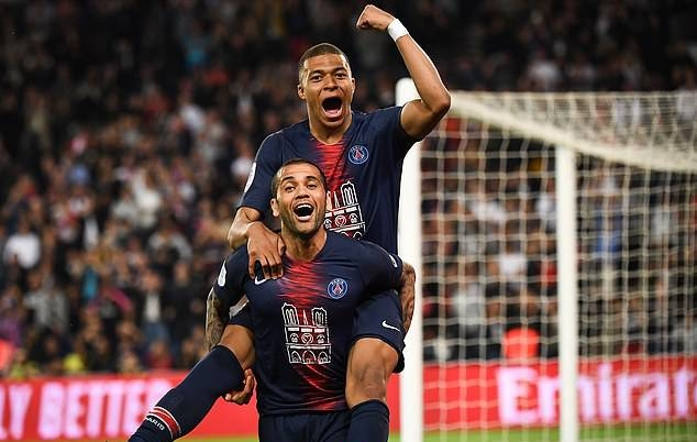 Mbappe at PSG to stay after flattening Monaco in title party