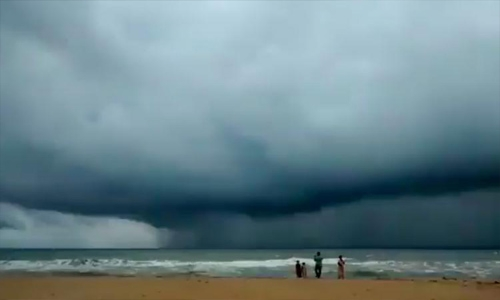 Cyclone Nivar: Landfall of very severe cyclonic storm begins, rain batters Indian state