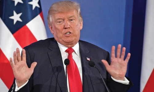 Trump vows to dismantle  Obamacare