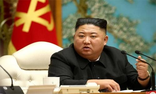 China gave COVID-19 vaccine candidate to North Korea's Kim