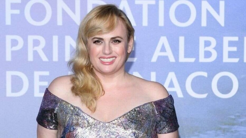 Rebel Wilson reveals she's only 6 pounds away from her goal weight, dubs herself 'Fit Amy'