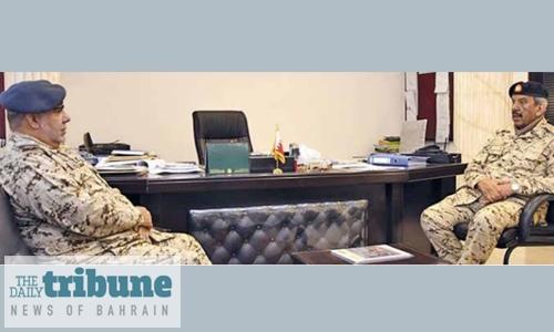BDF fully prepared to protect Kingdom: Commander-in-Chief