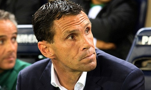 Poyet quits as Shanghai Shenhua coach