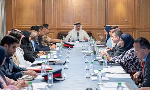 Bahrain's commitment to all UNSC resolutions stressed