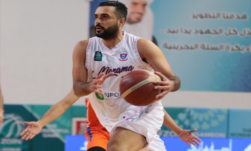 Manama come alive in second half to rout Hala