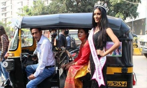 Manya Singh's Journey—How An Auto Driver's Daughter Became Miss India Runner-Up