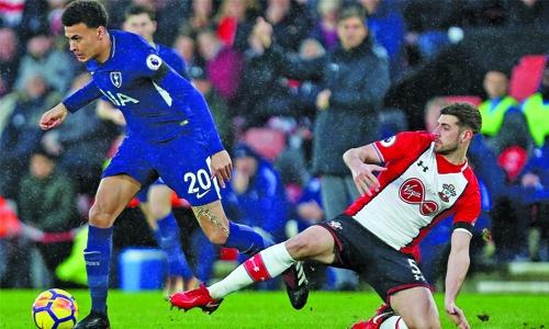 Tottenham held to draw