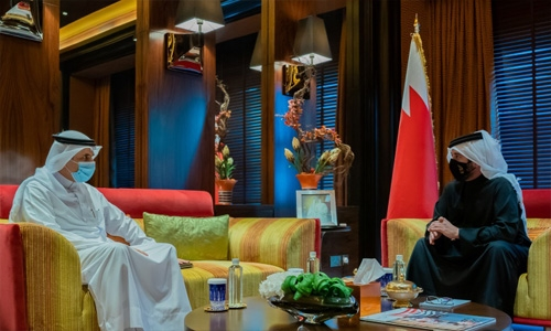 HH Shaikh Khalid stresses media's significant role in promoting sports