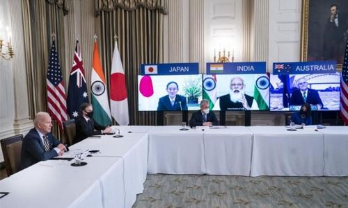 Biden to host leaders of Australia, Japan, India on Sept 24