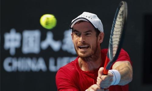 Murray reaches Beijing quarters