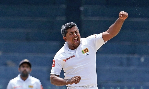 Herath ruled out of third Test