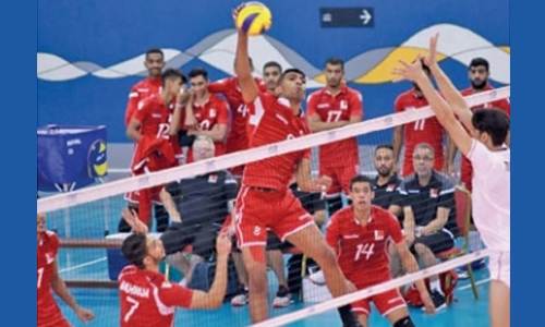Bahrain's fans to enjoy packed schedule of FIVB U21 Worlds