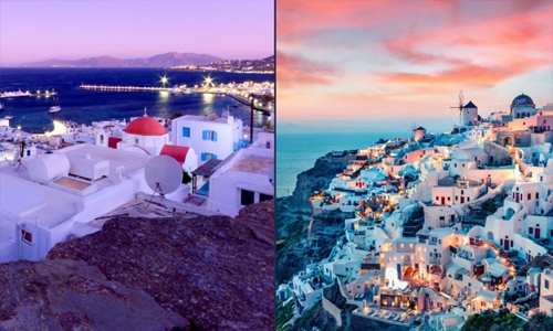 Gulf Air adds Santorini, Mykonos to complement its boutique strategy