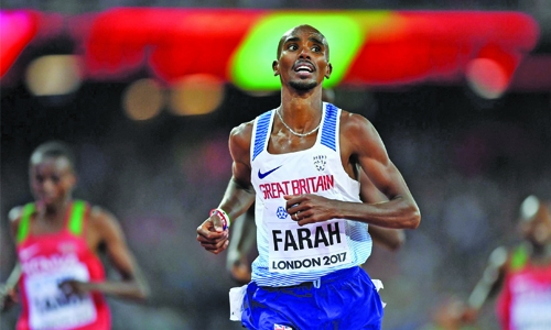 Farah hoping to mix it with big boys at London Marathon