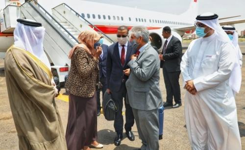 Bahrain dispatches relief aid to flood-hit Sudan