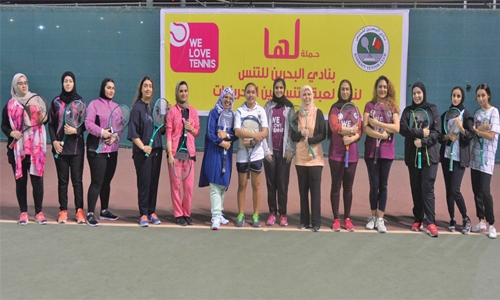 BTC - Women Open Day Tennis