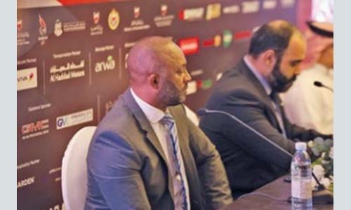 IMMAF president praises Shaikh Khalid and Bahrain