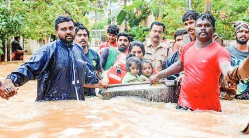 75 dead as rain pours misery in Kerala