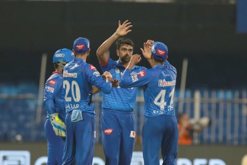 Bowlers shine as DC beat RR to go top of table