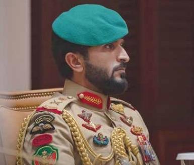 HH Shaikh Khalid congratulates HH Shaikh Nasser on appointment