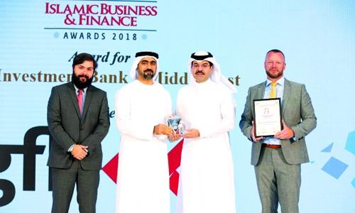 GFH named best investment bank in Middle East