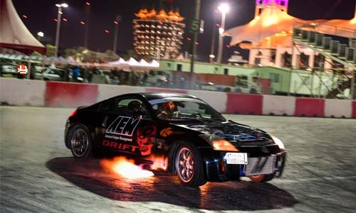 BIC hosts EKK Drag and Drift nights