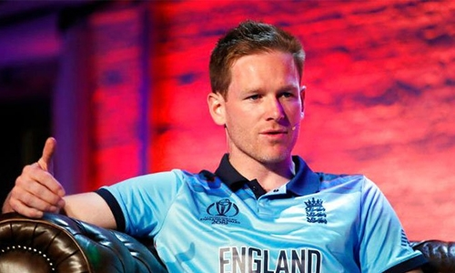 Morgan urges England to embrace World Cup 'dream'