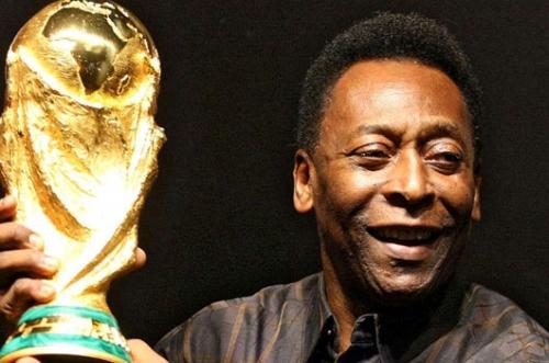 Brazilian soccer great Pelé turns 80