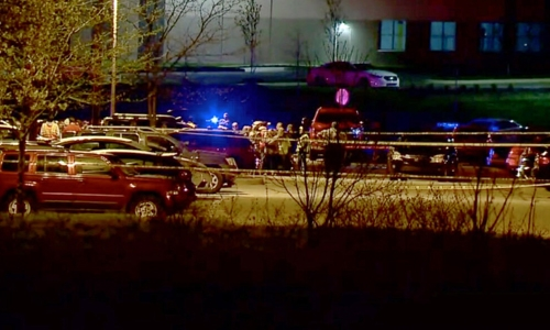 8 dead in shooting at FedEx facility near Indianapolis airport