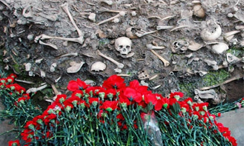 31 March - Day of genocide of Azerbaijanis