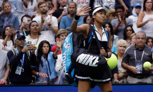 Osaka changes coach for second time this year