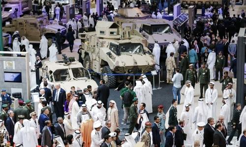 UAE signs $1.2 bn in deals as arms fair opens
