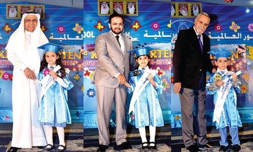 1bd7610679 Kindergarten Graduation Ceremony