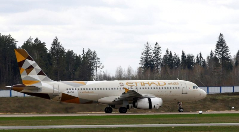 Etihad extends suspension of flights to May 15