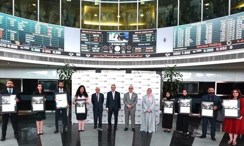 Capital Markets Apprenticeship Program graduates honored