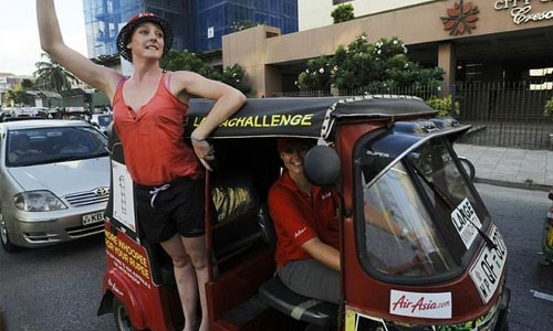 US embassy warns women against using tuk-tuks in Sri Lanka