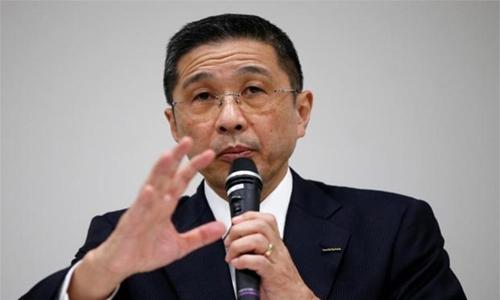 Nissan CEO Saikawa tells he plans to resign