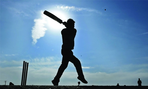 Kuwait beat Bahrain by 128 runs
