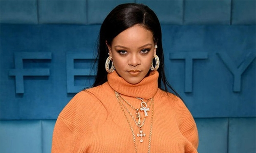 God is good: Rihanna on being the wealthiest female musician