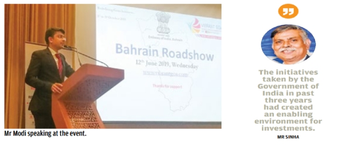 Goan delegation on visit to boost trade ties with Bahrain