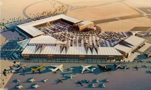 Defense show headquarters unveiled in Riyadh