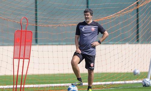 Bahrain commanding 'more respect' from opponents: Sousa