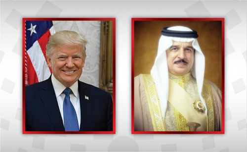 King congratulates Donald Trump on Independence Day