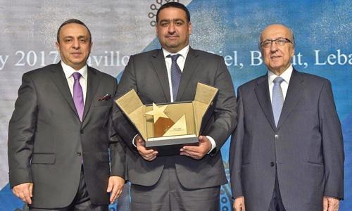 Top honour for Ithmaar