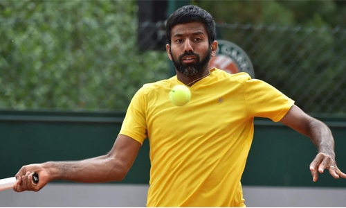 Bopanna, Dabrowski win French Open mixed title