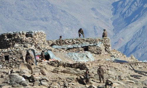 China says it lost 4 troops in 2020 India border clash