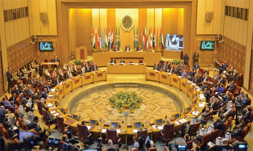 Arab states urge US to abandon Jerusalem move