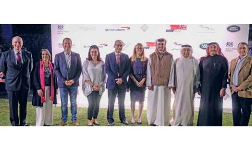 "BBBF, British Embassy host ""F1 Grand Prix Night 2019"""