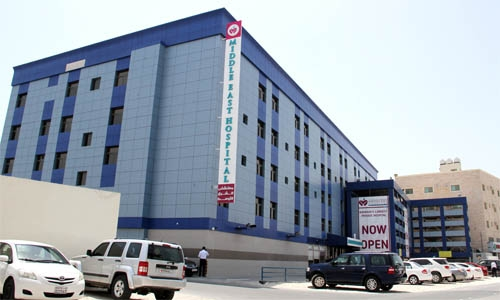 Middle East Hospital  opens in Segaya