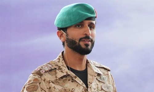 HM King names Shaikh Nasser National Security Advisor